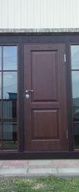 Входная дверь индивидуального исполнения